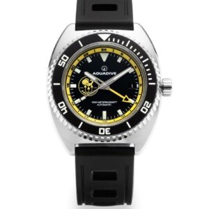 Aquadive 100 GMT Poseidon Limited Edition final batch