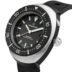 NOS AQUADIVE Model 77 AS automatic on NATO and rubber strap