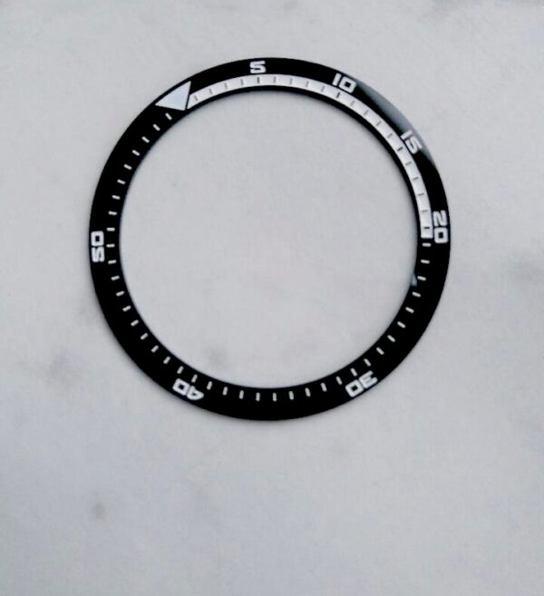 AQUADIVE Bathyscaphe/Bathysphere 100 Ceramic bezel inlay