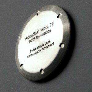 caseback model 77